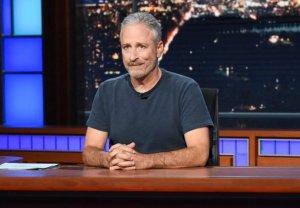 Jon Stewart Late Show Trump