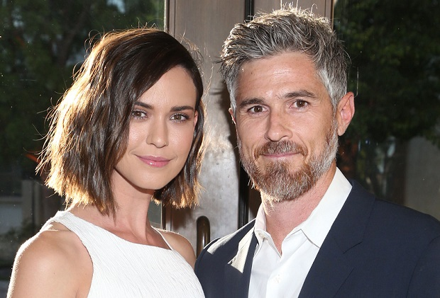 Odette and Dave Annable No Sleep 'Till Christmas