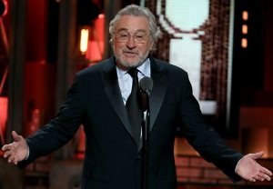 Robert De Niro Trump Tony Awards