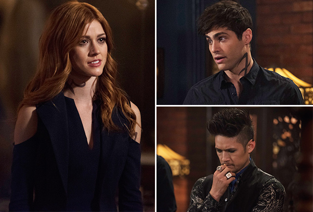Shadowhunters Cancelled Reactions