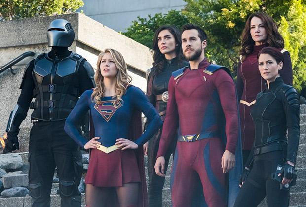 Supergirl Recap Season 3 Finale