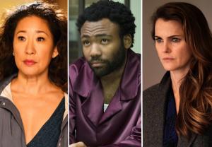 TCA Awards 2018 Nominations Killing Eve Atlanta The Americans