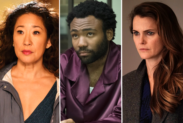 TCA Awards 2018 Nominations Killing Eve Atlanta The Americans