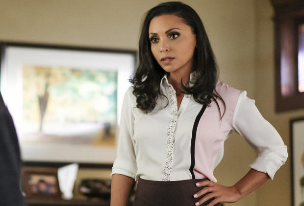 The Flash Danielle Nicolet