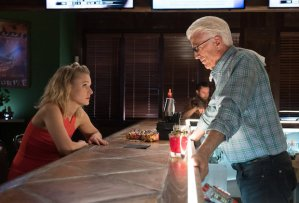 The Good Place Season 2 Finale Ted Danson Bartender