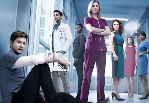 The Resident Season 2 Cast