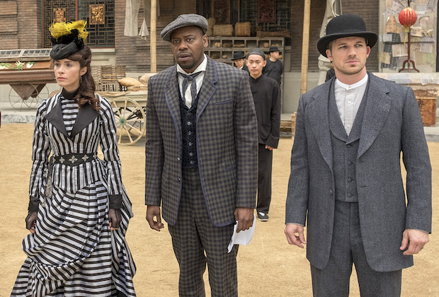 Timeless Cancelled No Season 3