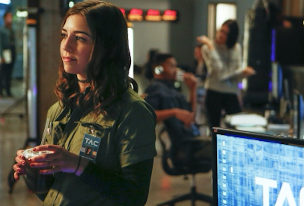 Annabelle Attanasio Leaving Bull