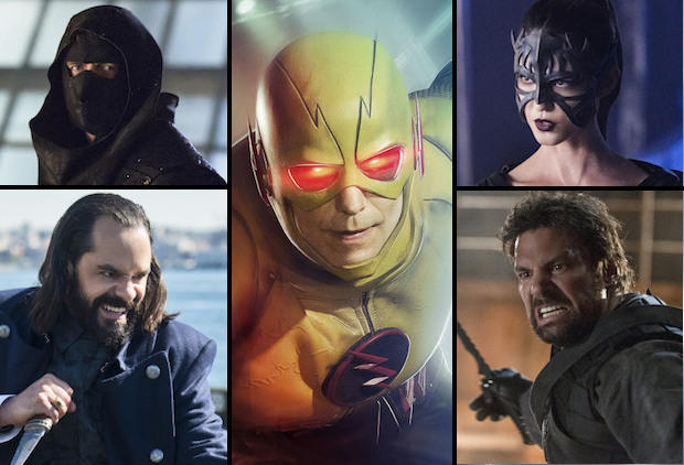Arrowverse Best Worst Villains
