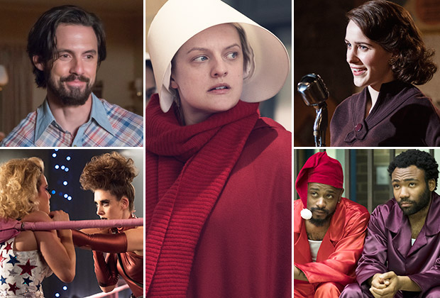Emmys Binge Guide This Is Us Handmaid's Tale Marvelous Mrs. Maisel GLOW Atlanta