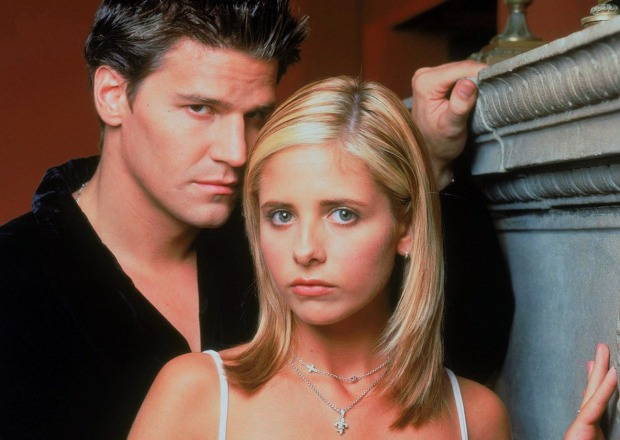 Buffy the Vampire Slayer Reboot