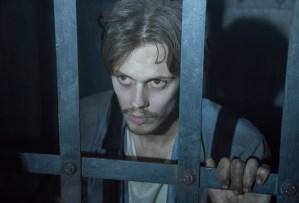 Castle Rock Hulu Premiere Bill Skarsgard