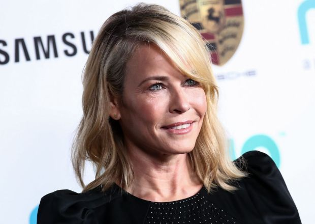 Chelsea Handler Will and Grace
