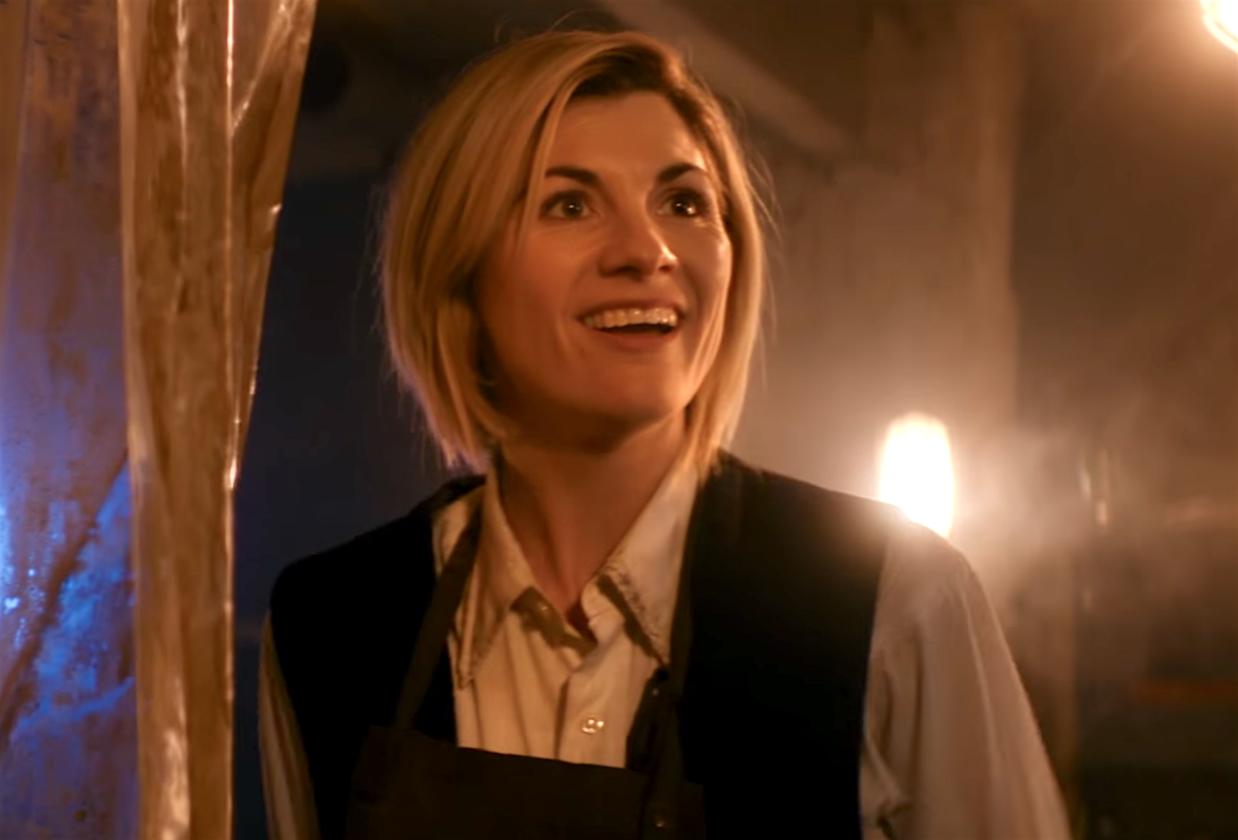 Doctor Who Season 11 Trailer Jodie Whittaker