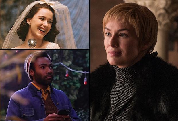 Emmys Nominations List