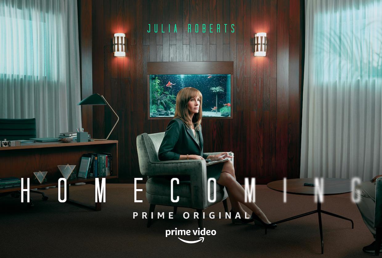 Homecoming Amazon Julia Roberts Full Poster