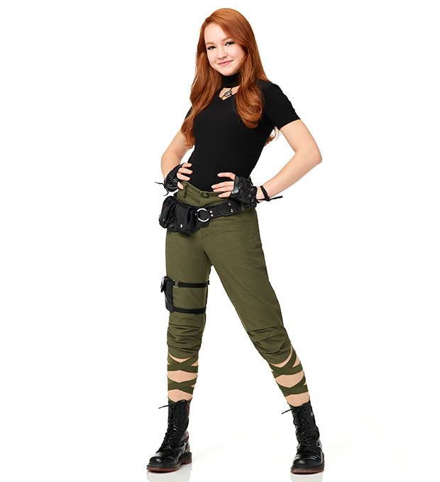 Kim Possible Movie Photo