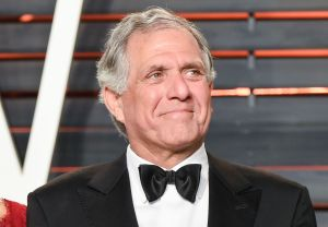 Les Moonves Fired CBS