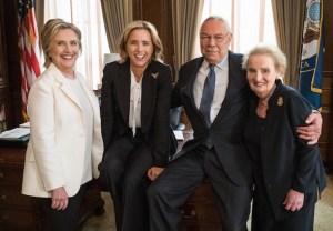 Madam Secretary Hilary Clinton Cast Season 5 Premiere