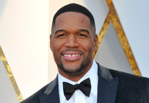 Michael Strahan Good Morning America Third Hour