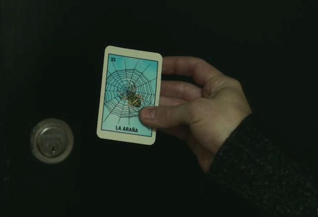 Power La Arana Card Tarot Season 5