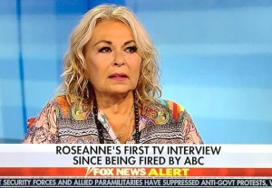 Roseanne First Interview Hannity