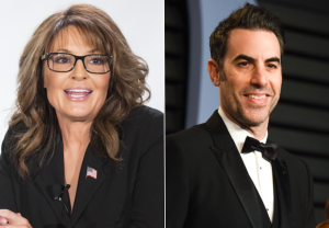 Sarah Palin Sacha Baron Cohen Showtime Who Is America