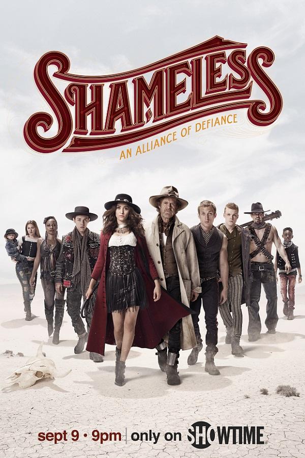 Shameless Season 9 Poster