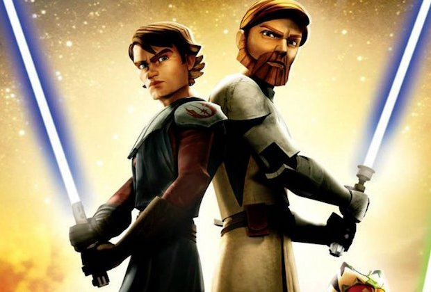 Star Wars The Clone Wars Revival