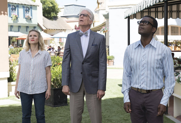 The Good Place Comic-Con NBC Season 3