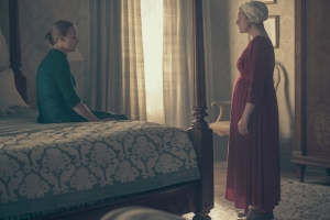 The Handmaids Tale Finale Season 2 Yvonne Strahovski interview
