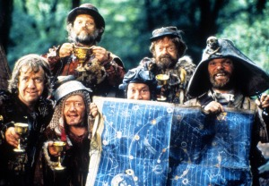 Time Bandits TV Series Apple