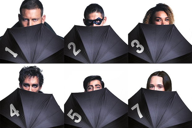 Umbrella Academy Netflix Premiere