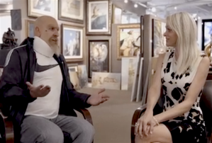 Who Is America Sacha Baron Cohen Art Gallery