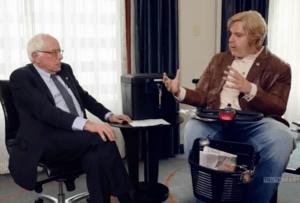 Who Is America Sacha Baron Cohen Showtime Bernie Sanders