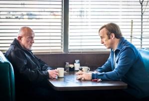 Better Call Saul Season 4 Episode 3 Mike Jimmy
