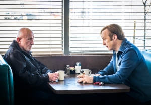 Better Call Saul Season 4 Episode 3 Mike Jimmy