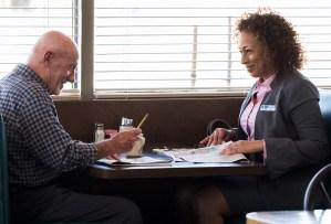 Better Call Saul Season 4 Episode 4 Mike Anita