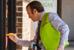Better Call Saul Season 4 Episode 4 Jimmy Windows