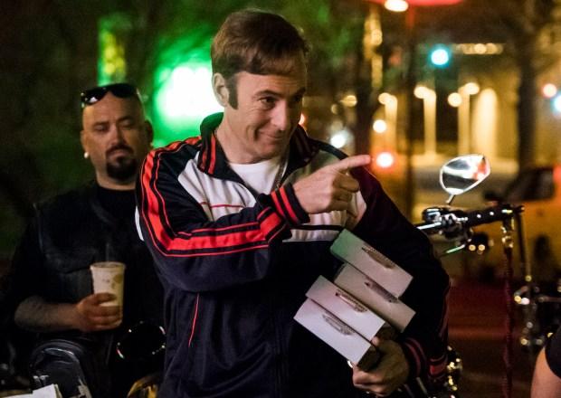Better Call Saul Season 4 Episode 5 Jimmy Phones