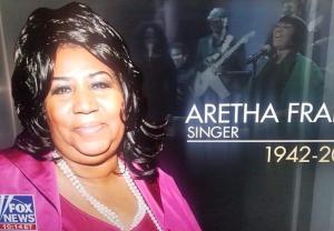 Fox News Channel Aretha Franklin Patti LaBelle