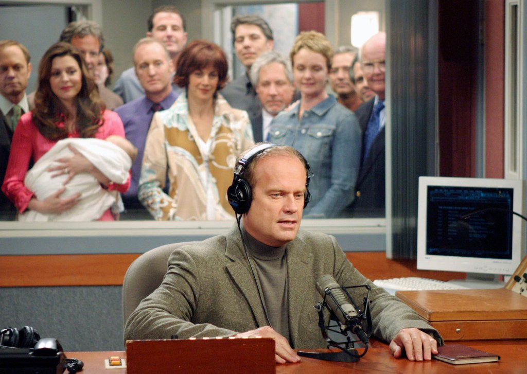 """Paramount+ Might be Close to Reviving """"Frasier"""""""