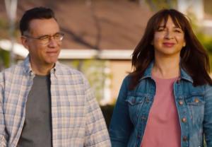 Fred Armisen Maya Rudolph Forever Premiere Date Amazon Trailer