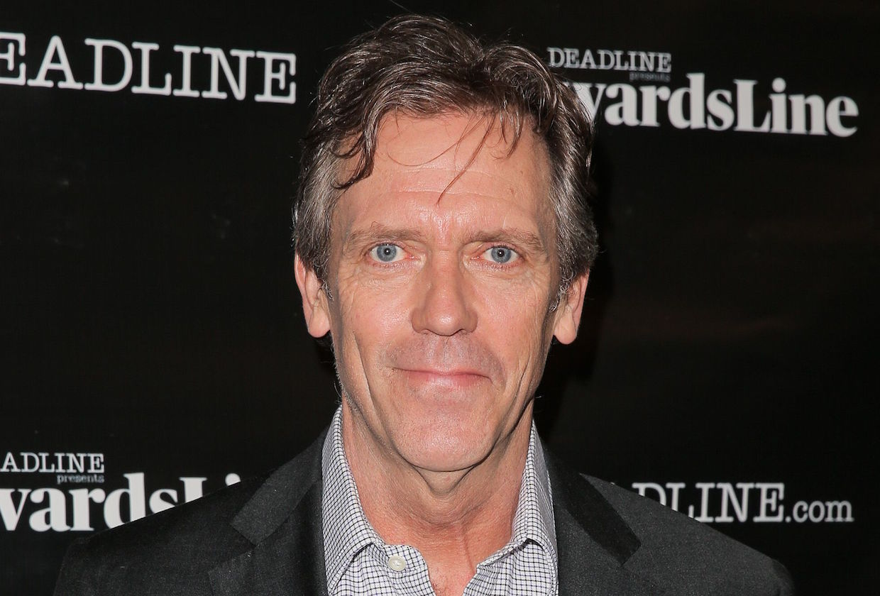 Hugh Laurie Joins HBO Sci-Fi Comedy 'Avenue 5' From 'Veep' Creator   TVLine