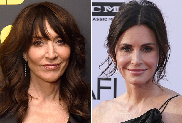 Shameless Katey Sagal Courteney Cox