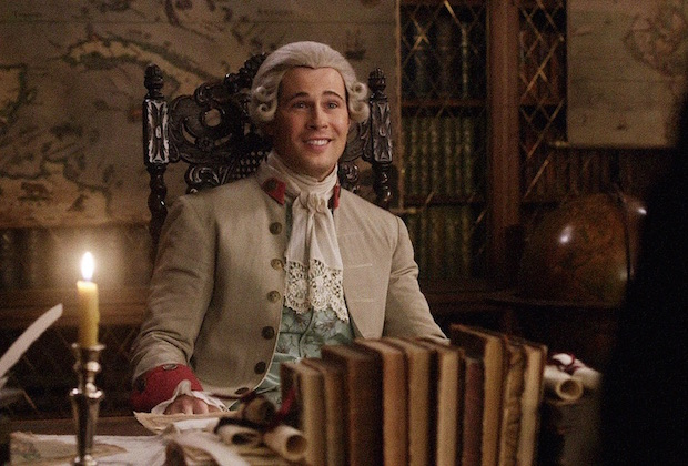 Outlander Lord John Spinoff TV Series Starz