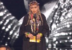 Madonna Aretha Franklin