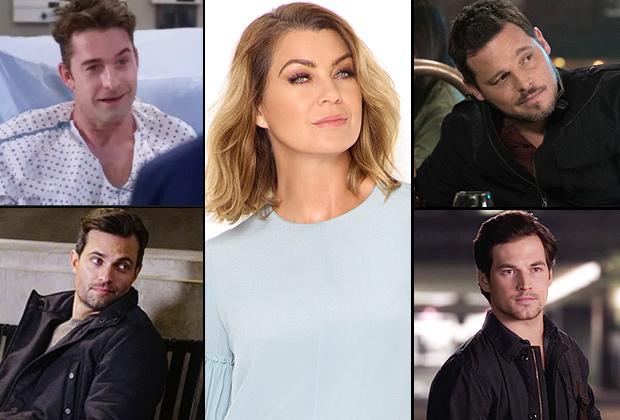 greys-anatomy-season 15 meredith new leading man photos