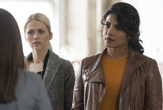 Quantico Cancelled