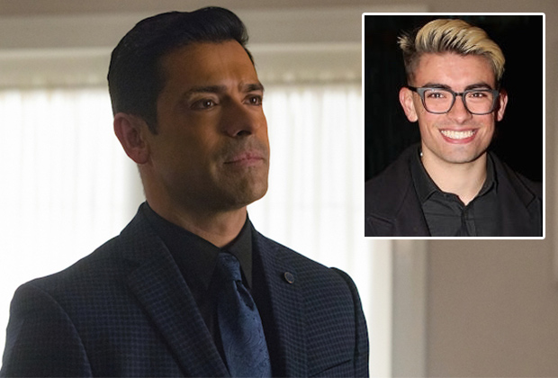 Riverdale Season 3 Young Hiram Michael Consuelos